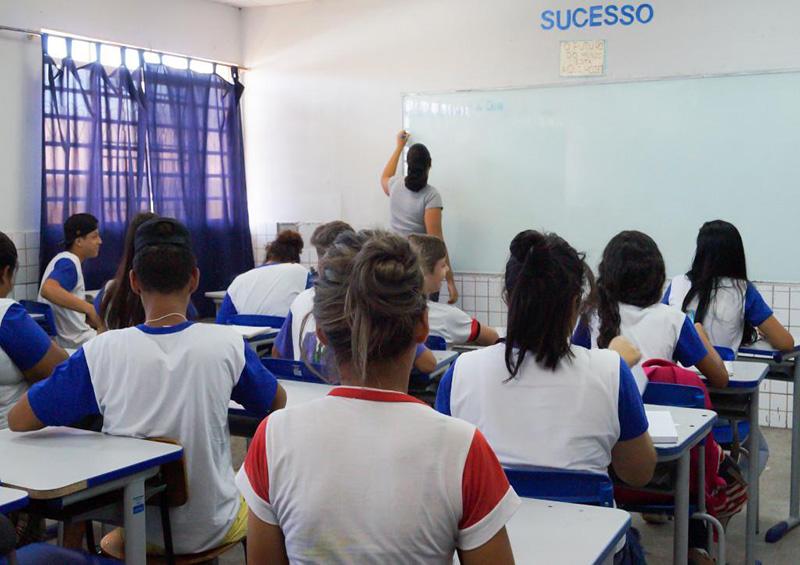 Prazo de renovação de matrículas para estudantes da rede estadual termina  nesta quarta-feira (23) — O Mato Grosso